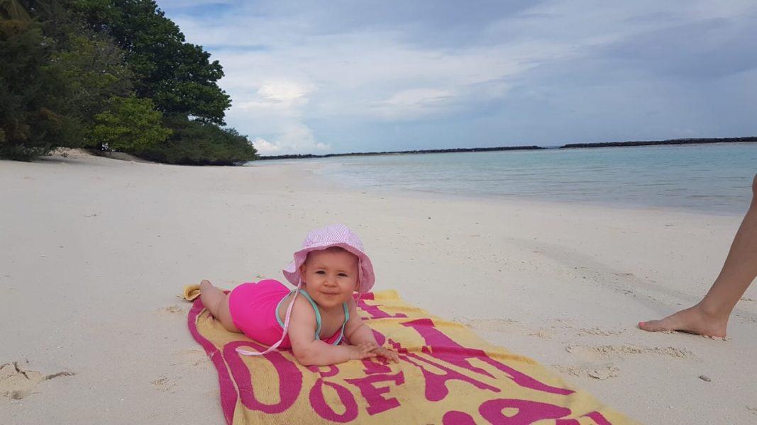 Putovanje na Maldive? Da! Putovanje na Maldive s devetomjesečnom bebom?? Pa… da!